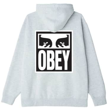 OBEY Eyes Icon 2 Hooded Sweatshirt - Grey