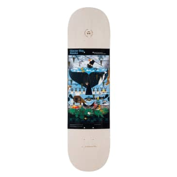 Habitat Skateboards - Harper Glacier Bay Deck - 8.125""