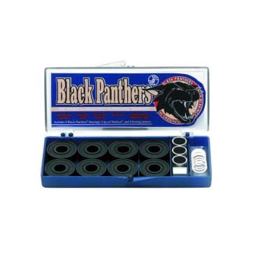 Shorty's Black Panthers Abec 5 Bearings