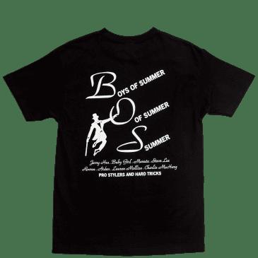 Boys of Summer Dance T-Shirt - Black