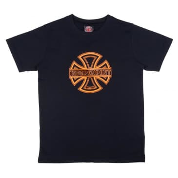 Independent Truck Co. Convex Youth T-shirt - Black