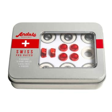 Andale Bearings - Swiss Pro Rated
