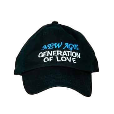 UDLI Editions - New Age Generation Hat - Black