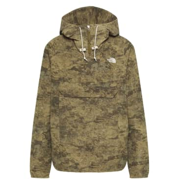 The North Face Print Class V Pullover - Military Olive Camo