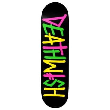 Deathwish Deathspray Deck Multi 8.25""