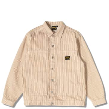 Stan Ray Box Jacket - Khaki Hickory