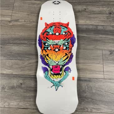 Welcome skateboards Tiger On Dark lord 9.75