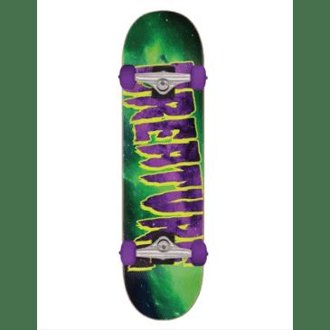 Creature Skateboards - Creature Galaxy Logo Mid Complete 7.8