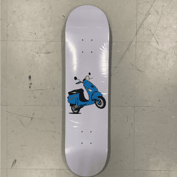 Fairweather Skateboards Revel Scooter Deck 8.0