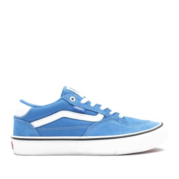 Vans Rowan Pro Skate Shoes - Director Blue