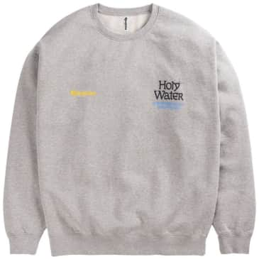 Reception Club Holy Water Sweatshirt - Grey