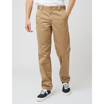 Carhartt-WIP Master Pant (Relaxed Tapered Fit) - Leather Rinsed