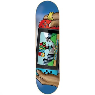 DGK Game Over Quise Deck (7.9)