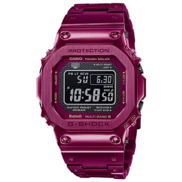 G-SHOCK FULL METAL GMWB5000RD-4 LIMITED EDITION WATCH