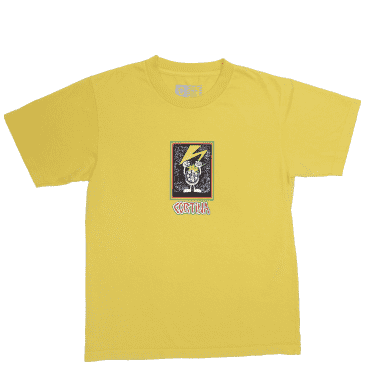 Cortina Bearing Co PMA T-Shirt - Yellow