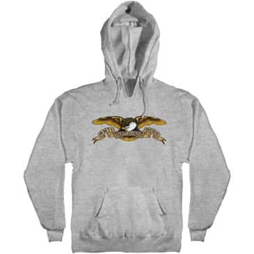 Antihero Eagle Hoodie (Heather Grey)