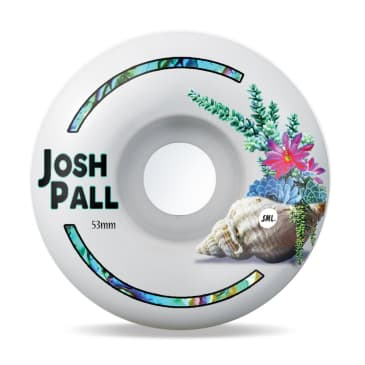 SML Wheels Josh Pall- Tide Pool 53mm V-Cut
