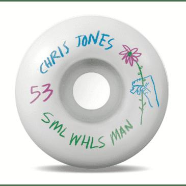 SML. Wheel Co. Chris Jones Pencil Pushers OG Wide 53mm 99a