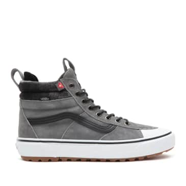 Vans Sk8-Hi MTE 2.0 DX Shoes - Grey / White