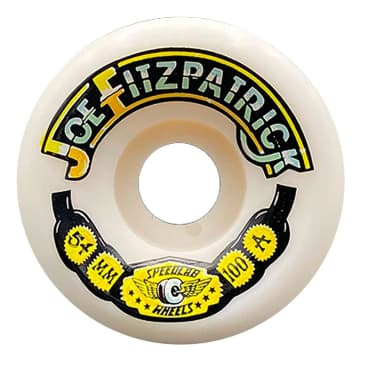 Speedlab Wheels - Joe Fitzpatrick Wheels 100a 54mm