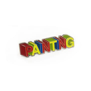 Vacancy Projects - Painting Pin