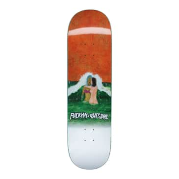 """Fucking Awesome Deck Wave Painting 8.5"""""""