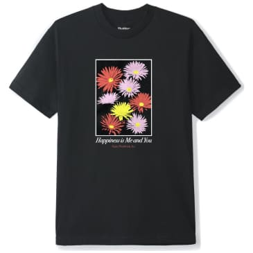 Butter Goods Happiness T-Shirt - Black