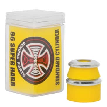 Independent Trucks Suspension Cushions Super Hard Bushings 96A - Yellow