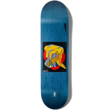 Girl Pacheco Tangled Skateboard Deck - 8.375""