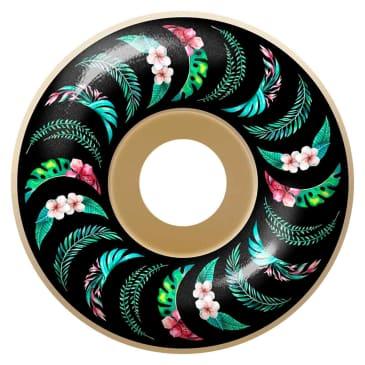 Spitfire - 99 Formula 4 Floral Swirl Classic Wheels (52mm)
