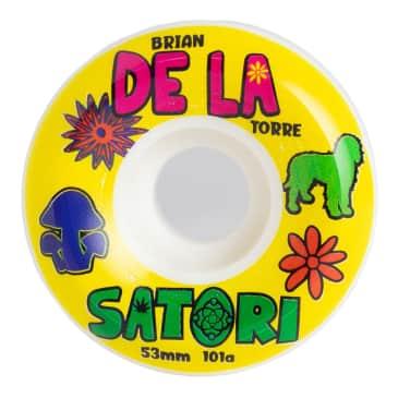 Satori Wheels Satori DeLa Conical Wheels 101a 53mm