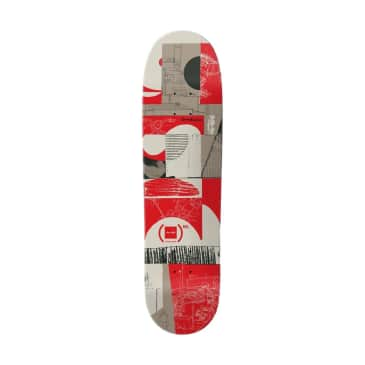 Chocolate Anderson Red Skidul Deck 8.5