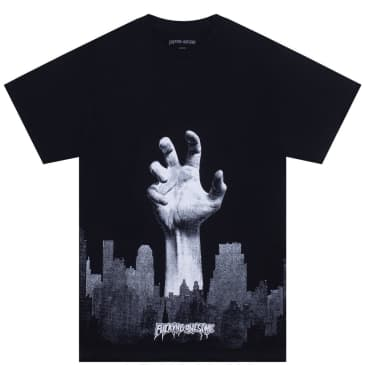 Fucking Awesome City T-Shirt - Black