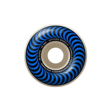 Spitfire Formula Four 99D Classics wheels (56mm), Blue