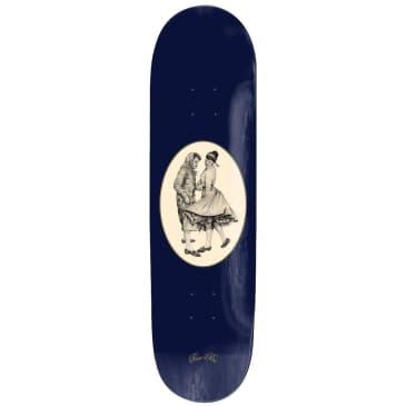"""Pass~Port Dancers Series Blue Skateboard Deck - 8.25"""""""
