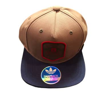 ADIDAS SNAP BACK GREY/NAVY