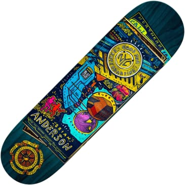 """Anti Hero BA Maps to the skaters Homes deck (8.75"""")"""