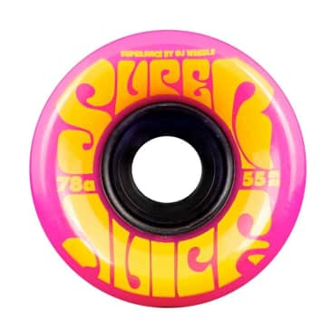 OJ Mini Super Juice Cruiser Wheels 78a Pink - 55mm