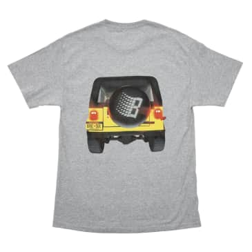 Bronze 56k Jeep T-Shirt - Heather Grey