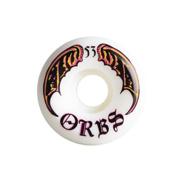 Orbs Specters 99A wheels (53mm, white)