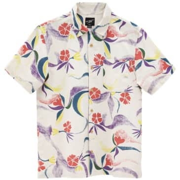 Vans x Chris Johanson Button Down Shirt - Floral
