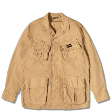 Stan Ray Tropical Jacket - Khaki Poplin
