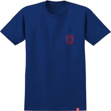 Spitfire Hollow Classic Pocket T-shirt Royal Blue