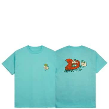 Pass~Port Unlucky In Love T-Shirt - Celadon