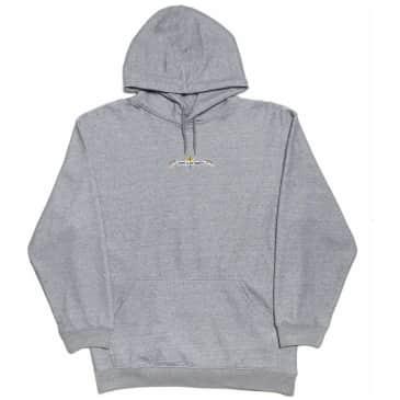 Come To My Church Logo Hoodie - Grey