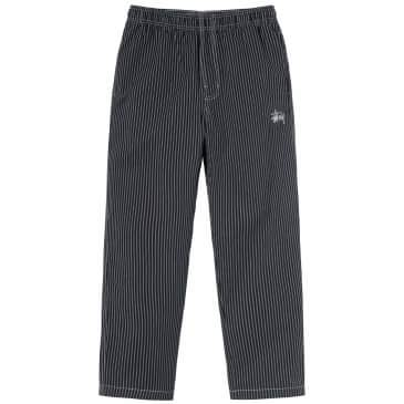 Stüssy Brushed Cotton Relaxed Pant - Stripe