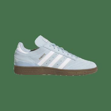adidas Busenitz Skate Shoes - Ash Grey / Cloud White / Gum
