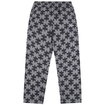 Dime Puzzle Twill Pants - Charcoal