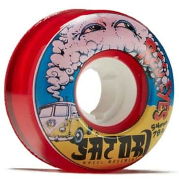 Satori Red Eyes Cruiser Wheels 78A