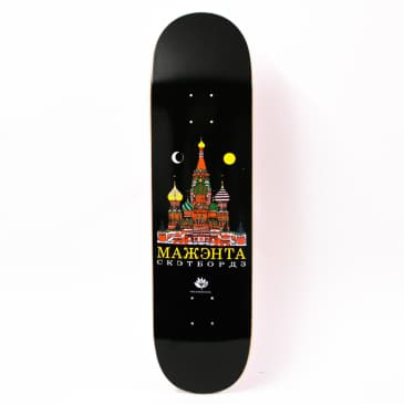 """Magenta Moscou Visual Travelling Collab Deck 8.25"""""""